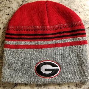 Unisex UGA University of Georgia knit cap